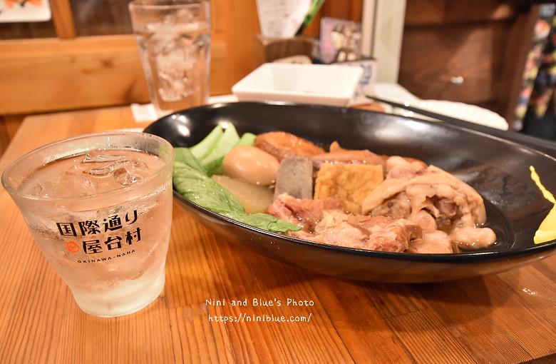 日本沖繩必吃美食國際通屋台村街17
