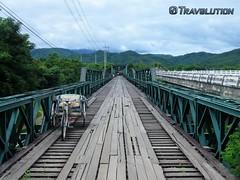 Japanese World War II Memorial  Bridge, Pai