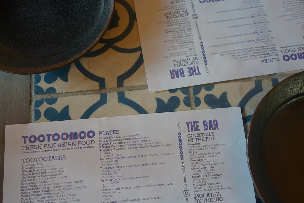 Tootoomoo Bottomless Brunch