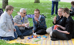 Pride Family Big Lunch 2014