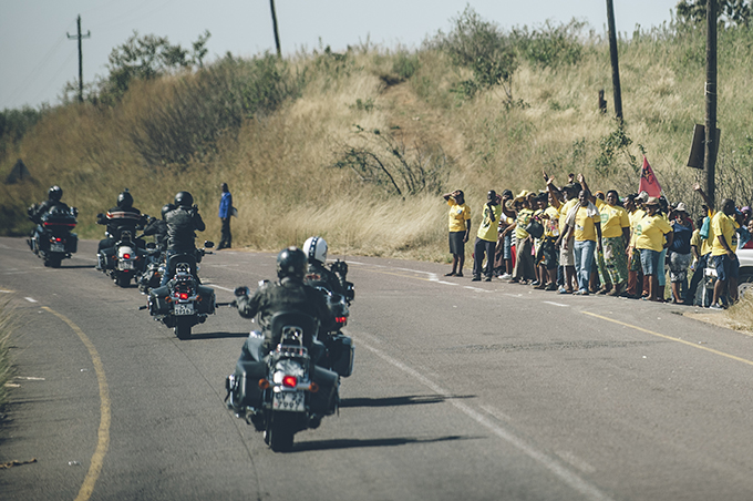 Harley Davidson Desmond Louw South Africa 0455