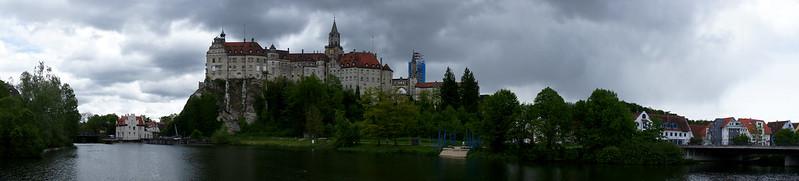Sigmaringen panorama
