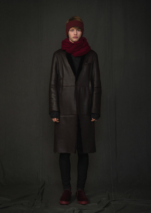 Robbie McKinnon0033_UNDERCOVERISM 2014-15 Autumn Winter