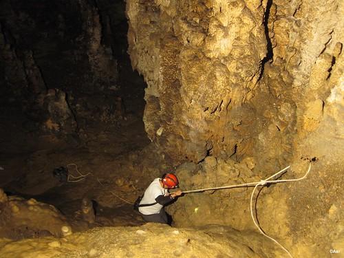 Cueva Coventosa (Alto Asón, Cantabria)