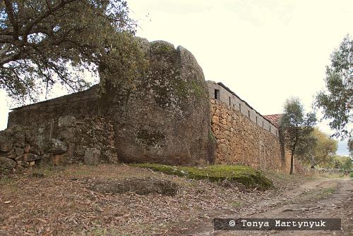 9 - провинция Португалии - маленькие города, посёлки, деревушки округа Каштелу Бранку