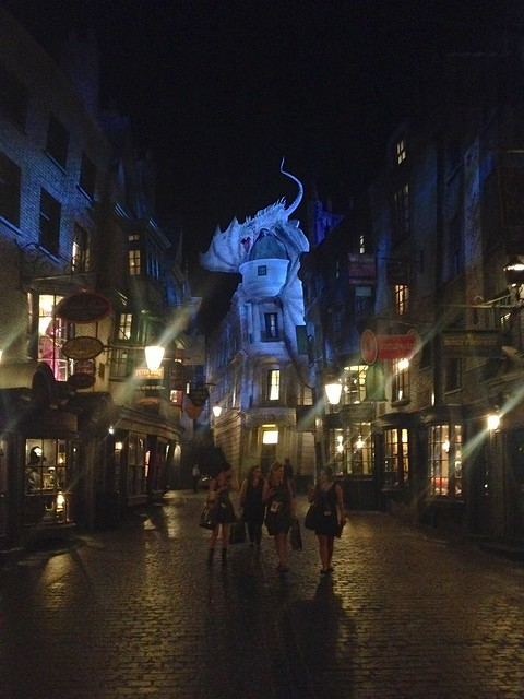 Wizarding World of Harry Potter - Diagon Alley at Universal Orlando