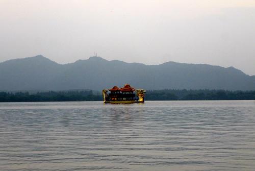 Zhejiang-Hangzhou-Lac Ouest-coucher du soleil 1 (14)