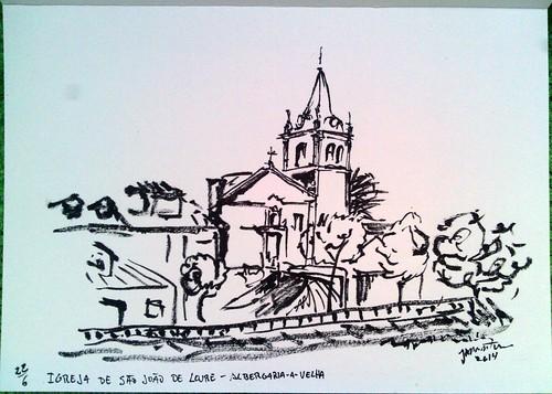Igreja de São João de Loure - Albergaria-a-Velha