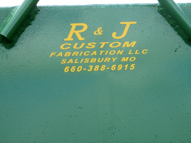 R and J Custom Fabrication