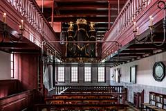 Amsterdam - Ons' Lieve Heer op Solder 11 - Zolderkerk Orgelzijde