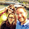 On the ferry to Bainbridge Island