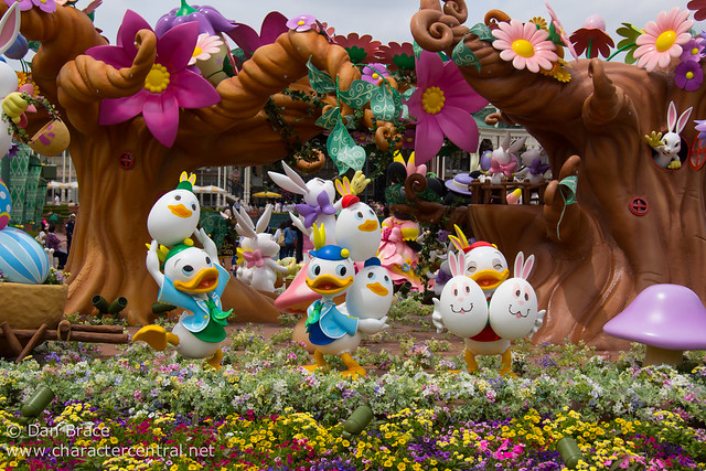 Easter in Central Plaza