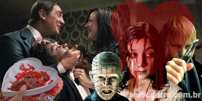 Filmes românticos de horror