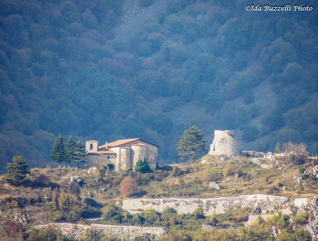 Chiesa del Castello Castel di Sangro