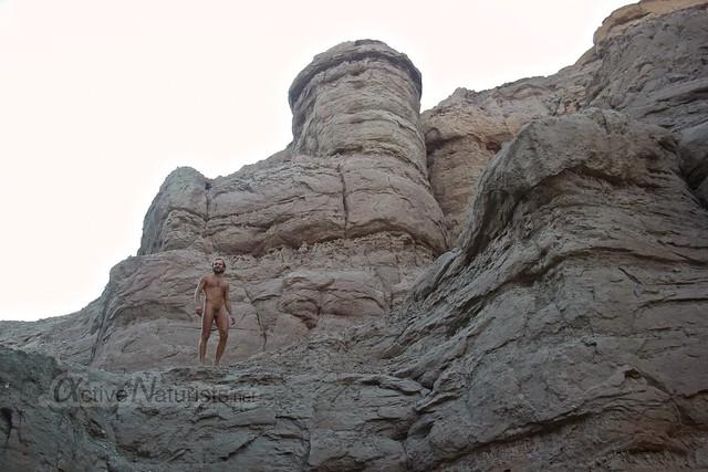 naturist 0019 Mecca Hills, California, USA