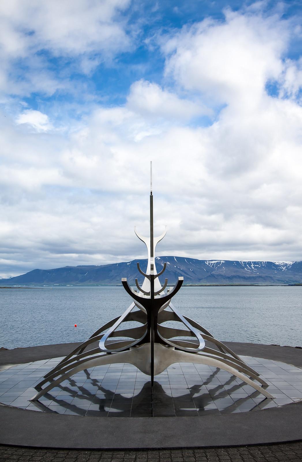 Скульптура Solar Voyager