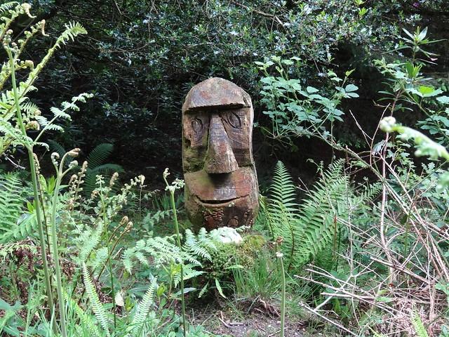 Loch Lommond sculpture