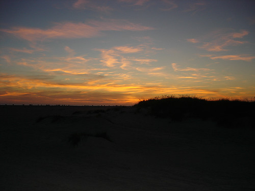 Sonnenuntergang Amrum