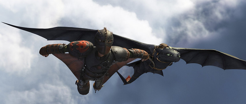 HOW TO TRAIN YOUR DRAGON 2_