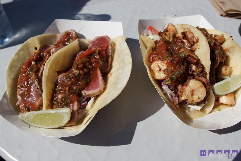 Tacos @ Field Trip 2014
