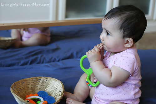 Using Teether Extenders for Chewing