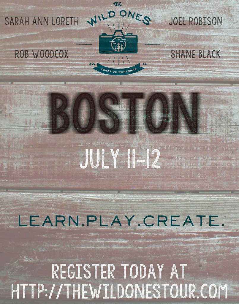 Join us in Boston
