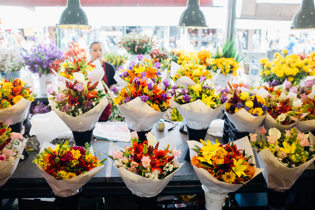 Pike Place Market June 13