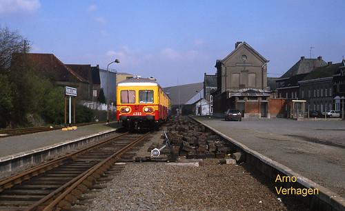 1997. TSP 4333 en NMBS 4401 te Frasnes-lez-Anvaing
