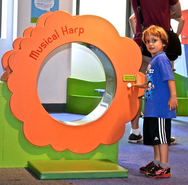 Hands on fun - Children's Museum of Manhattan