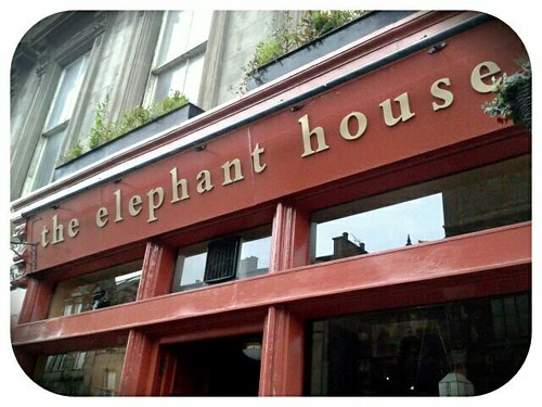 432 - edinburg - The elephant house