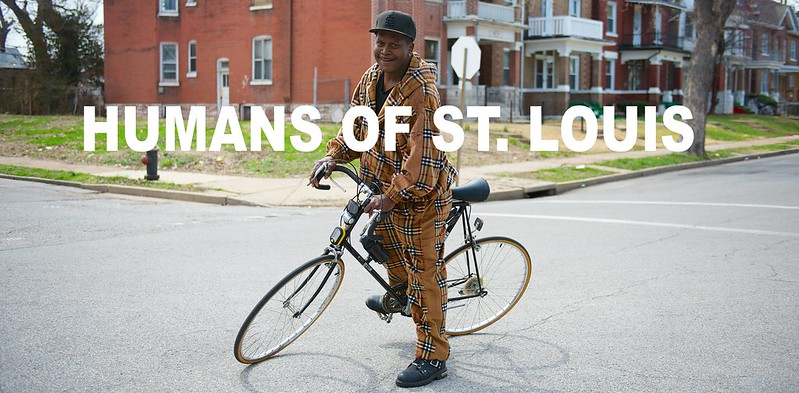 Humans of St. Louis