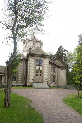 church ruotsinpyhtää