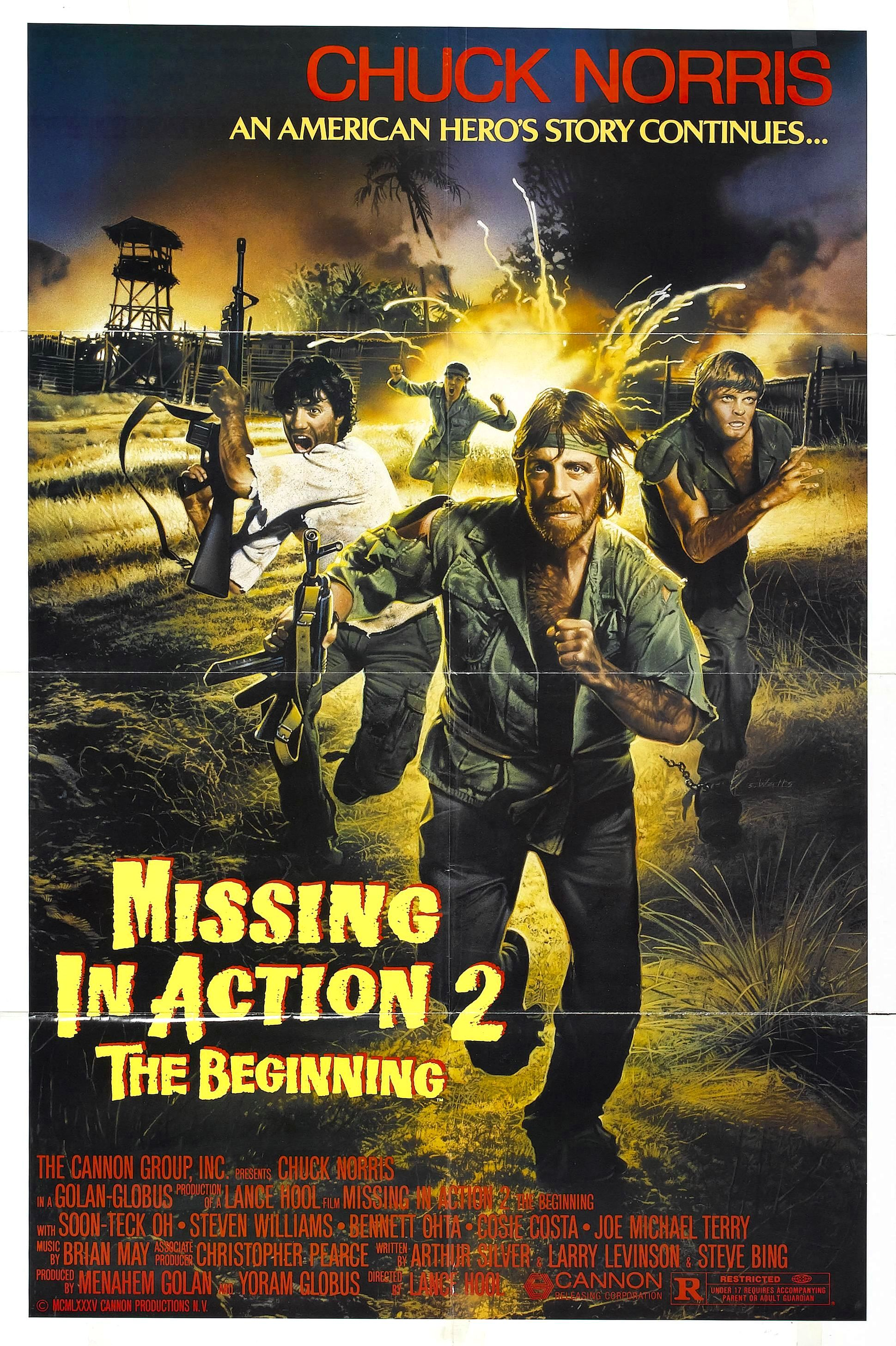 Missing in Action 2 - The Beginning (1985)