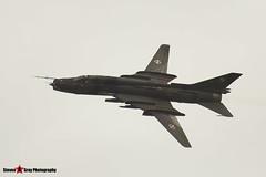 3612 - 37612 - Polish Air Force - Sukhoi SU-22M4 - 140713 - Fairford 2014 - Steven Gray - IMG_7351