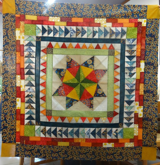 Fiona's quilt