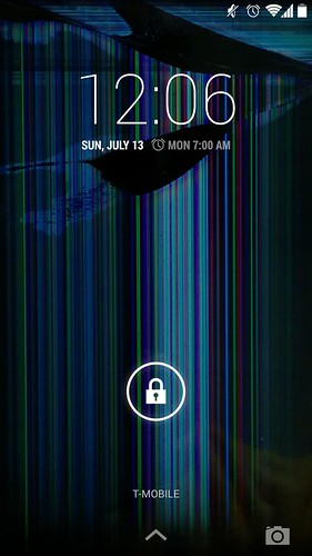 Glitch Android Desktop