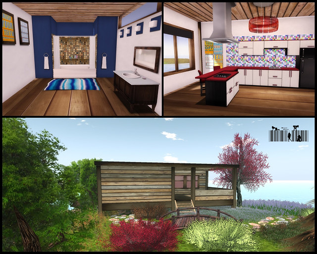 Modern Wooden House