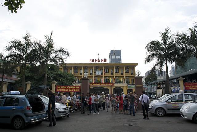 Ga Ha Noi, Vietnam