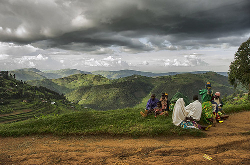 africa storm nature rural landscape photography nikon village spirit rwanda 2014 d7000