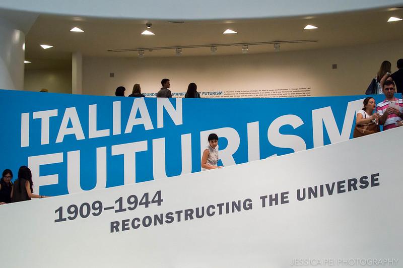 Italian Futurism Guggenheim