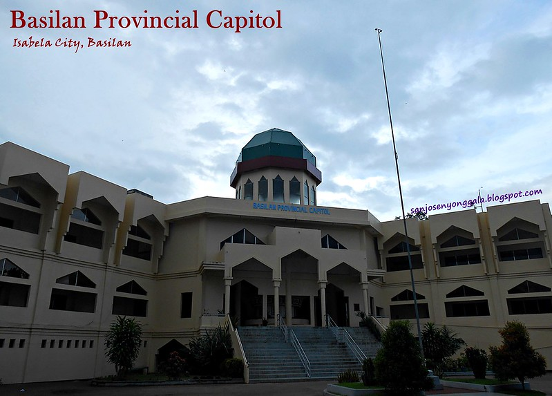 Basilan Provincial Capitol