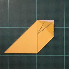 วิธีพับบอลกระดาษแบบเอสเตลล่าฟลอร์ (Estrella Flor Kusudama)007
