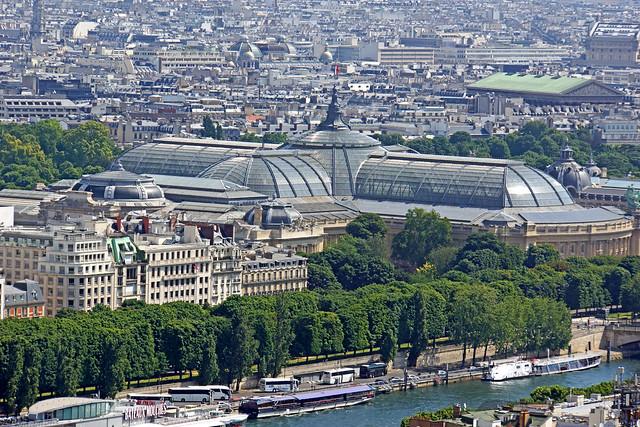 France-000296 - Paris' Grand Palais