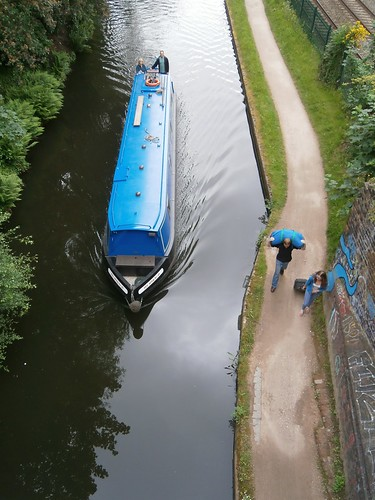 E03 W&B Canal near University, Birmingham 06-14