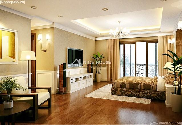 Nội thất căn hộ chung cư Royal City_9
