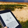 #Instapaper and a #Kindle is excellent help for catching up with articles on the #beach.