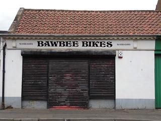 Bawbee Bikes Leven