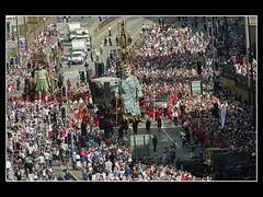 Giants In Liverpool 2014