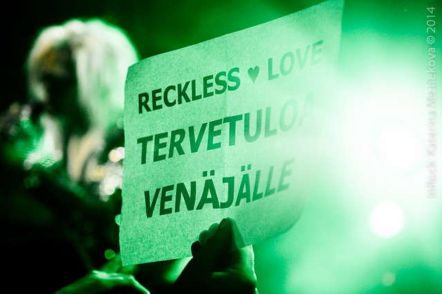 Reckless Love in Moscow