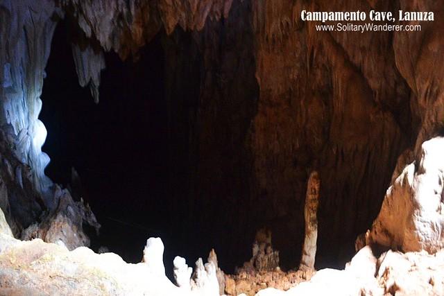 Campamento Cave
